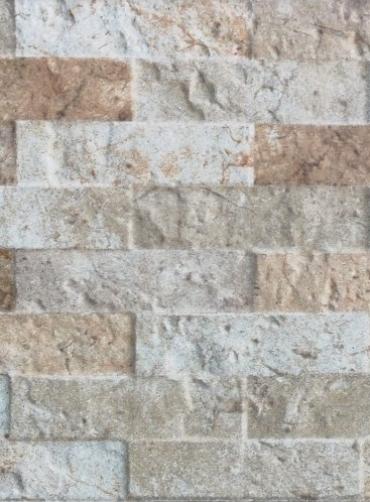 Detroit Elba Πλακάκι Τύπου Πέτρας Επένδυσης 25 Χ 40