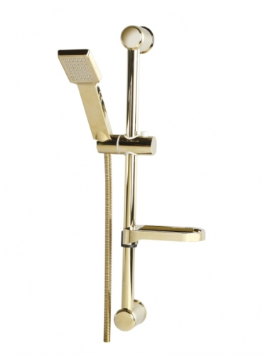 Στήλη ντους χρυσή Creavit Avangart SH411G